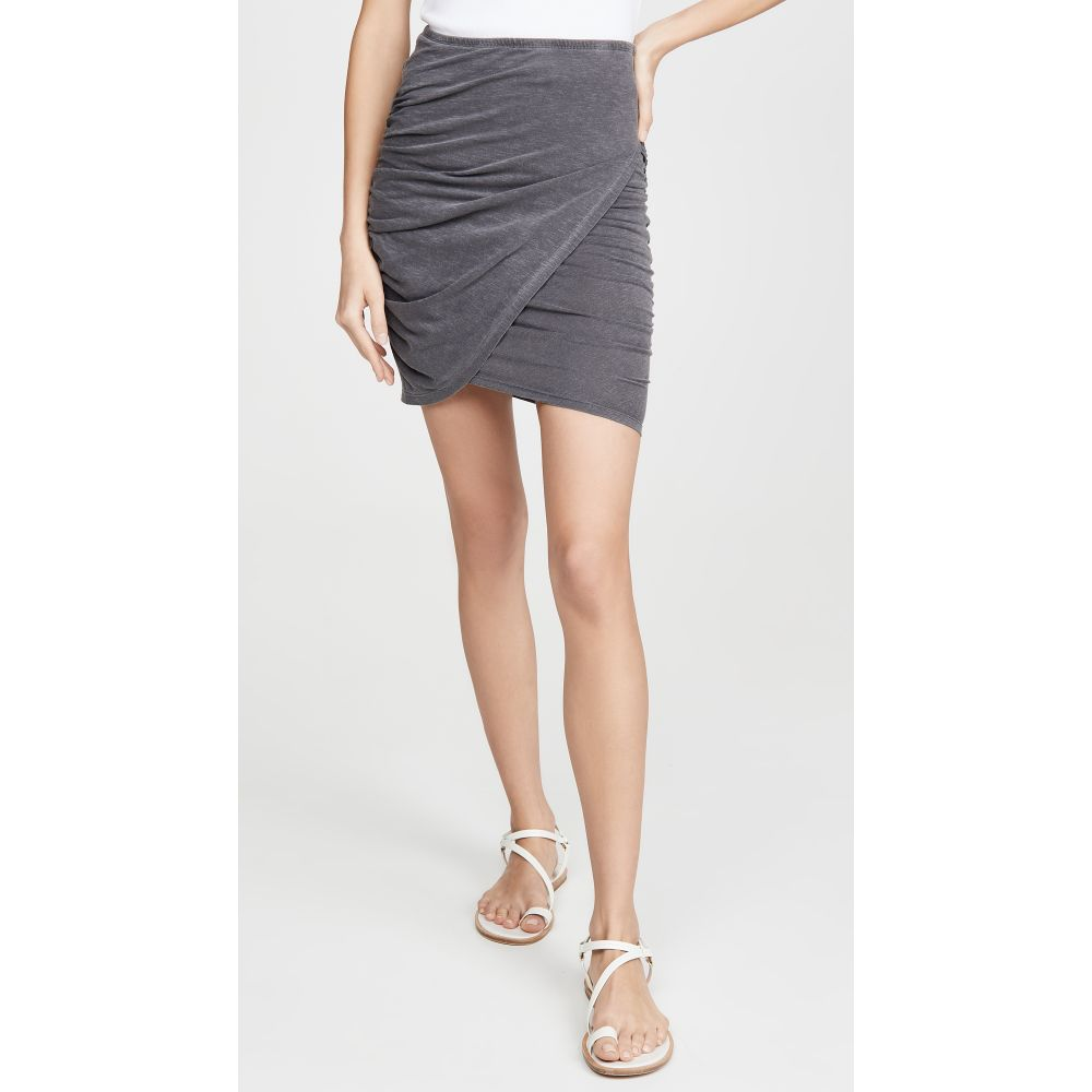 サンドリー SUNDRY レディース スカート 【Skirt】Pigment Charcoal