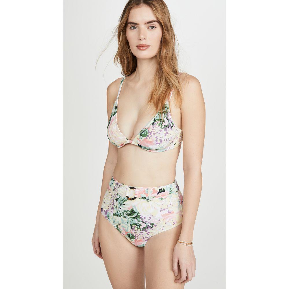 フェイスフルザブランド FAITHFULL THE BRAND レディース ボトムのみ 水着・ビーチウェア Lavande Bikini Bottoms Venissa Floral PrintPkuTXOwlZi