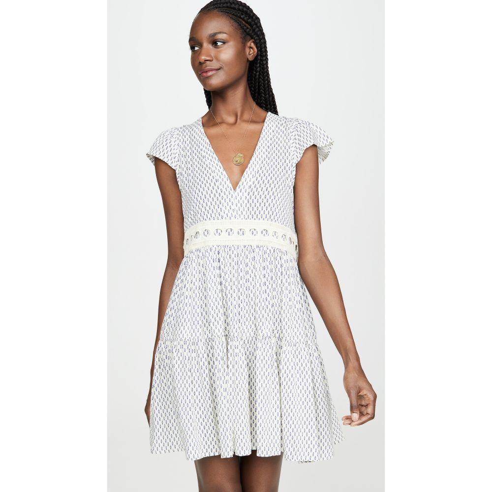 レムレム Lemlem レディース ビーチウェア ワンピース・ドレス 水着・ビーチウェア【Wibi Mini Dress】Old Lace