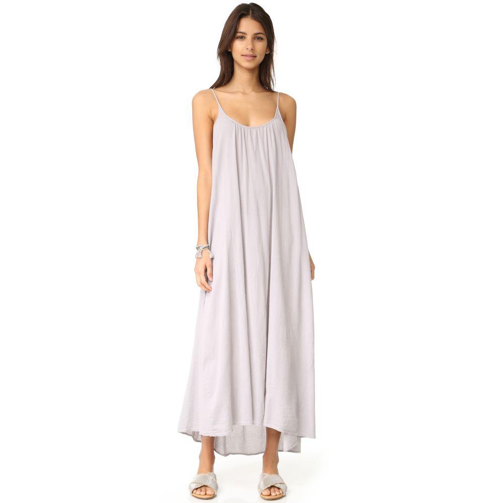ナインシード 9seed レディース ビーチウェア ワンピース・ドレス 水着・ビーチウェア【Tulum Maxi Dress】Pebble