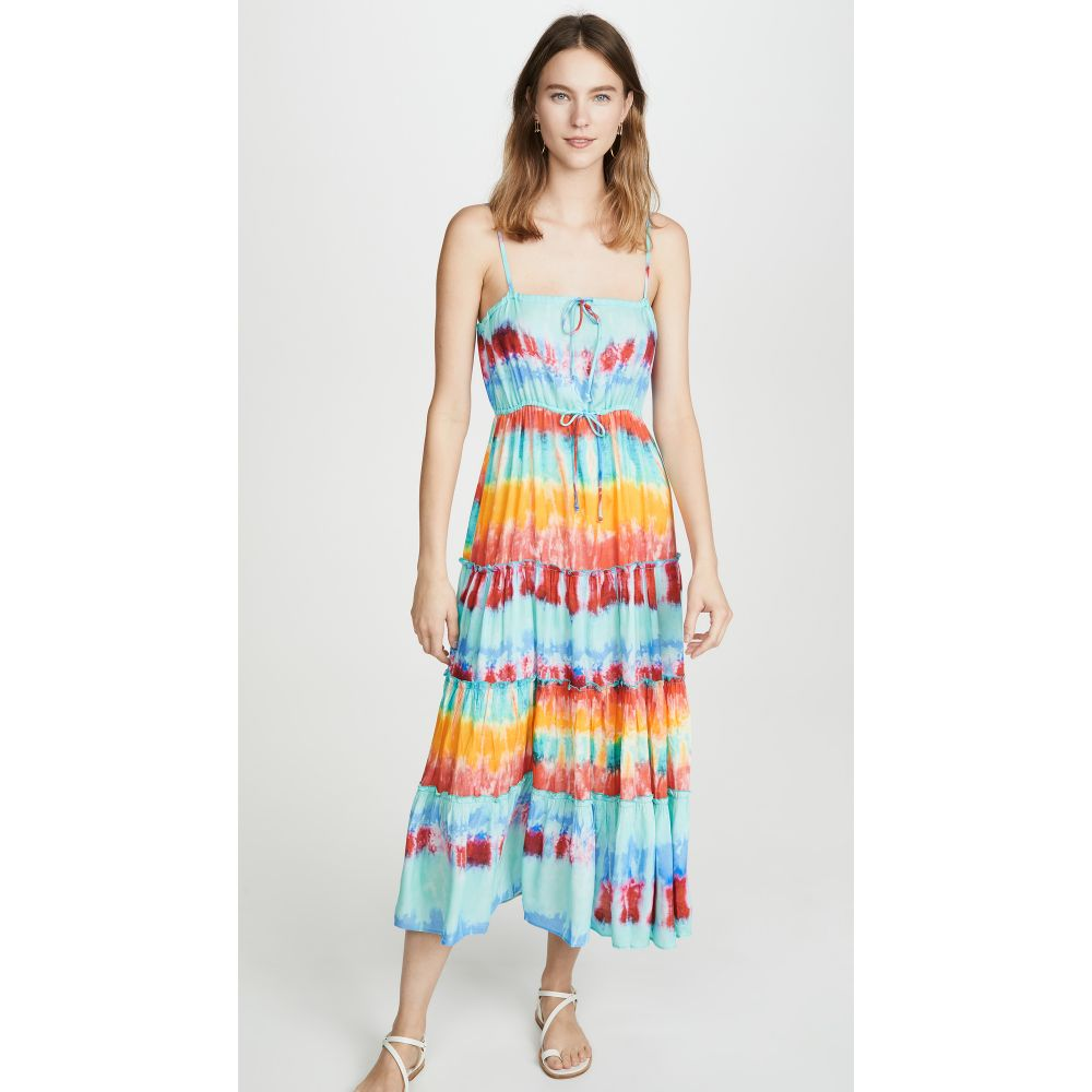 プラヤ ルシラ Playa Lucila レディース ビーチウェア ワンピース・ドレス 水着・ビーチウェア【Tie Dye Dress】Multi