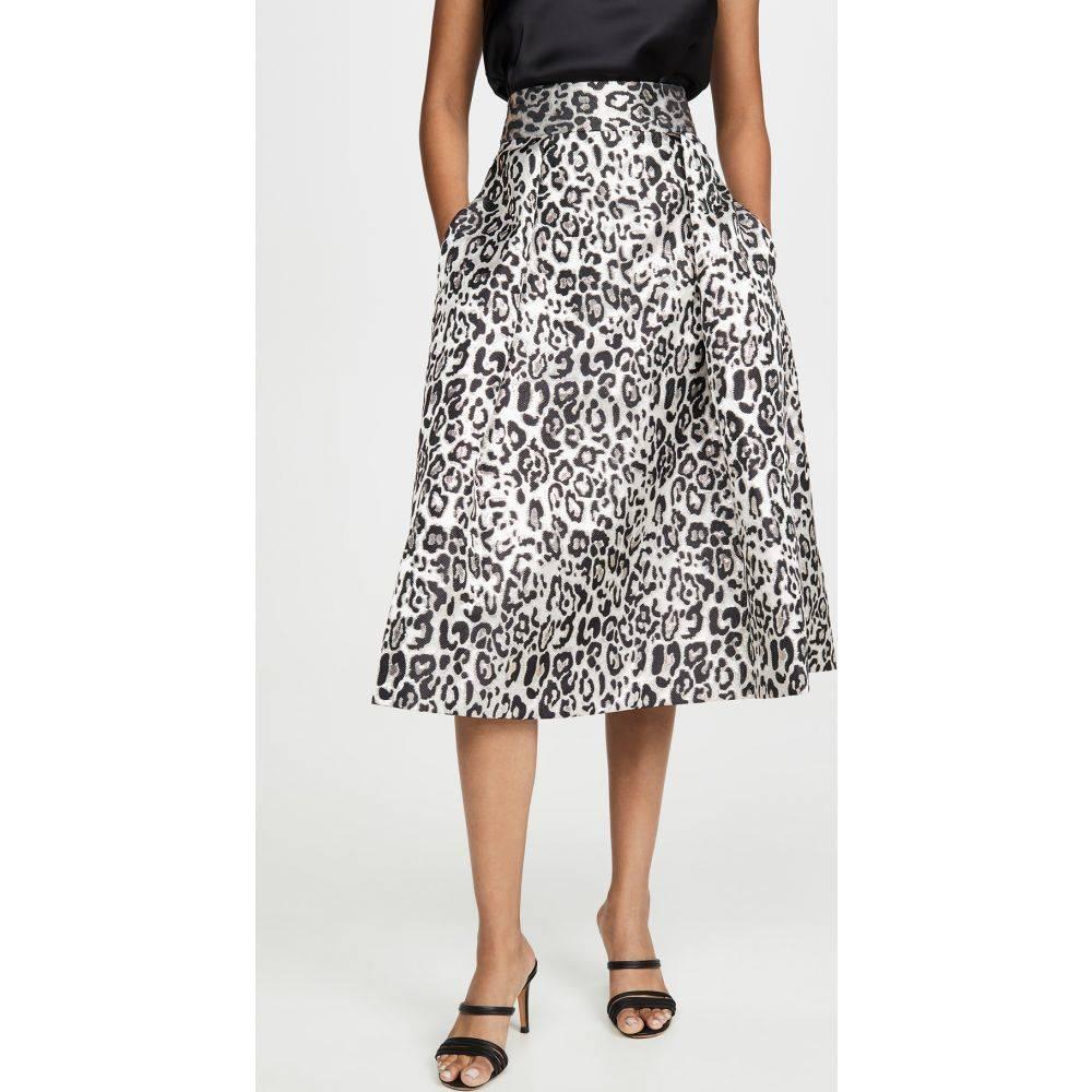 ブラックハロー Black Halo レディース スカート 【Sanibel Cocktail Skirt】Baroque Spots