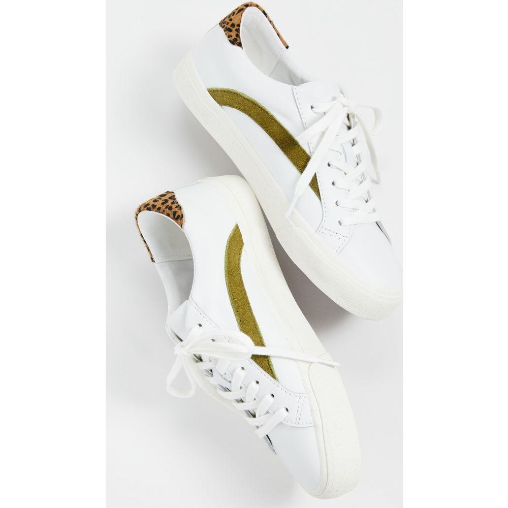 メイドウェル Madewell レディース スニーカー シューズ・靴【Sidewalk Low-Top Sneakers】Cactus Multi