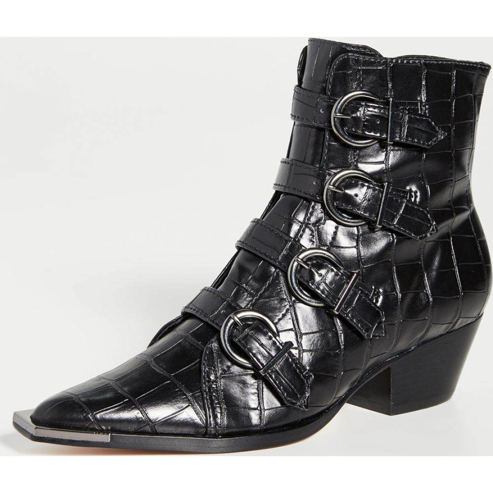 シュッツ Schutz レディース ブーツ シューズ・靴【Lisbay Buckle Boots】Black