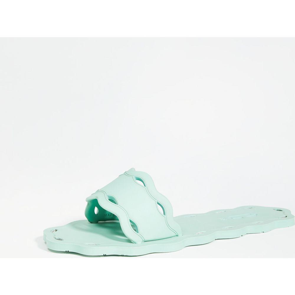 カルロサ レイ Carlotha Ray レディース サンダル・ミュール シューズ・靴【Slide Sandals】Menthe A L'Eau