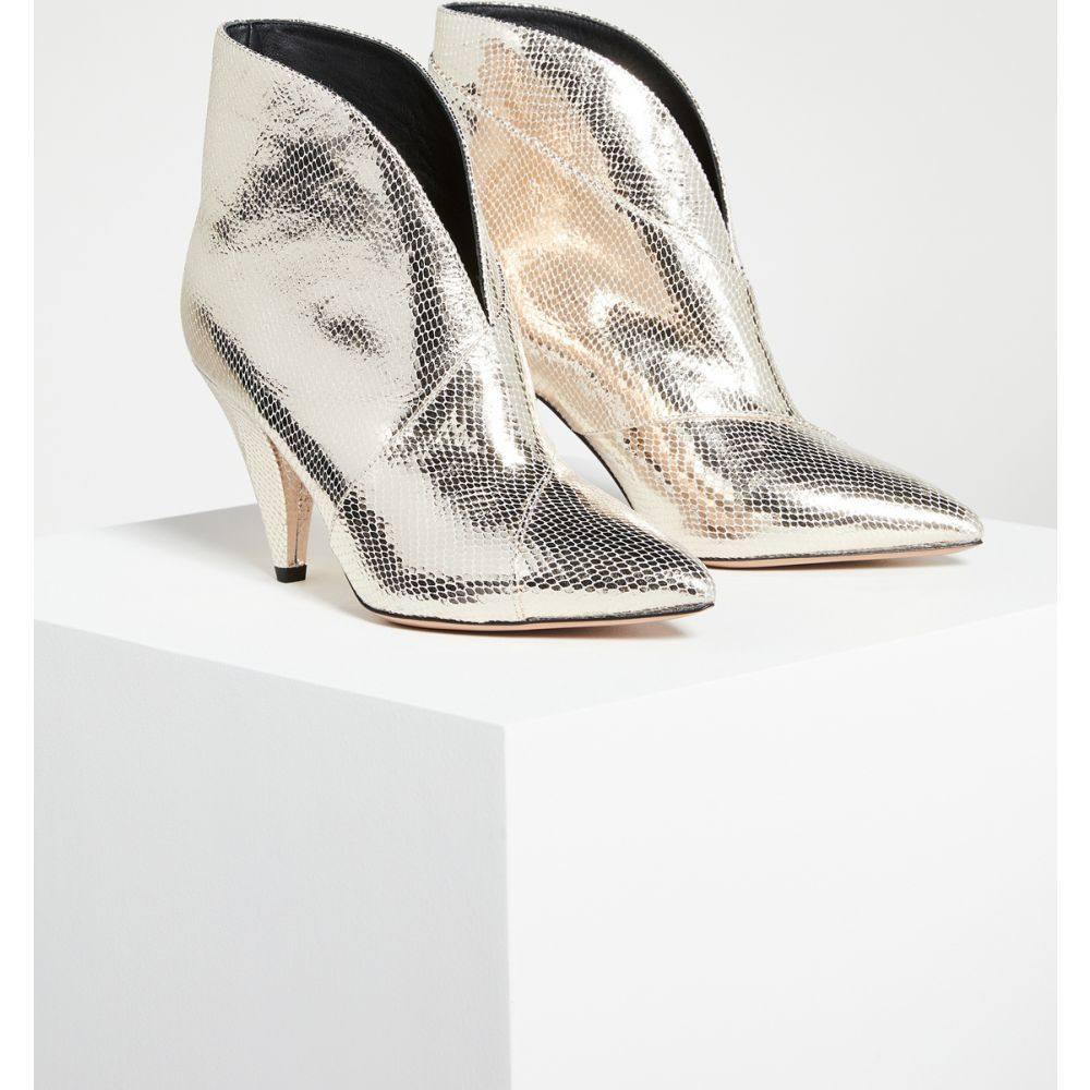 イザベル マラン Isabel Marant レディース ブーツ ブーティー シューズ・靴【Archenn Booties】Gold