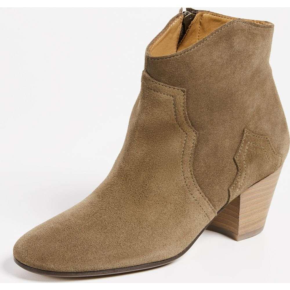 イザベル マラン Isabel Marant レディース ブーツ ブーティー シューズ・靴【Dicker Booties】Brown