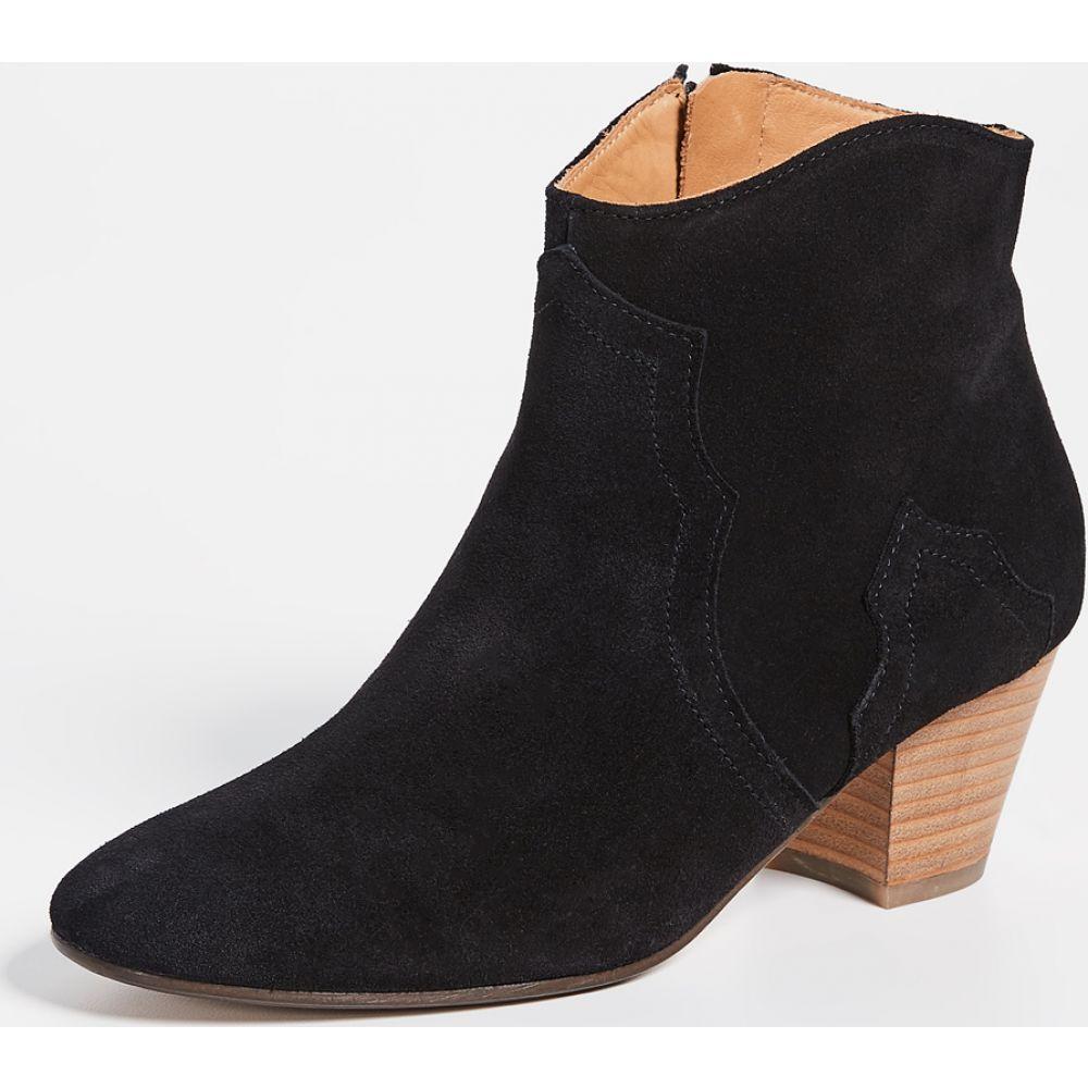 イザベル マラン Isabel Marant レディース ブーツ ブーティー シューズ・靴【Dicker Booties】Black