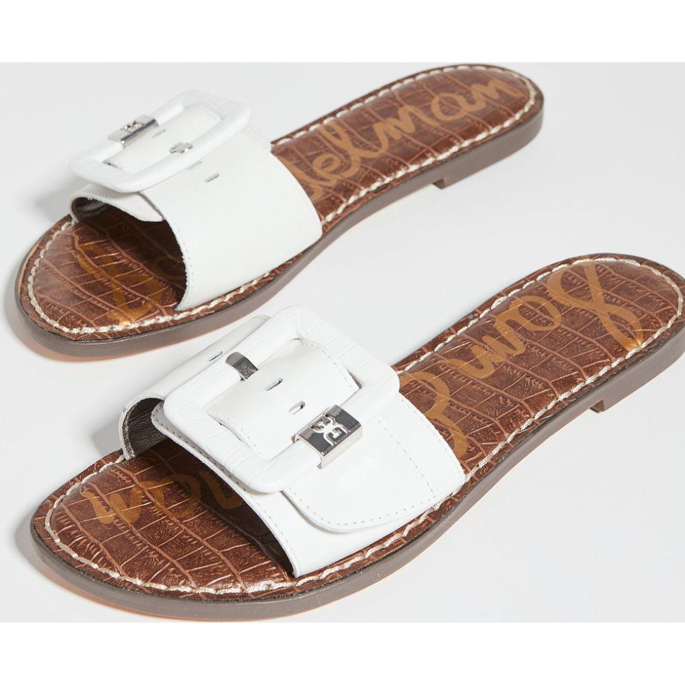 サム エデルマン Sam Edelman レディース サンダル・ミュール シューズ・靴【Granada Slides】White