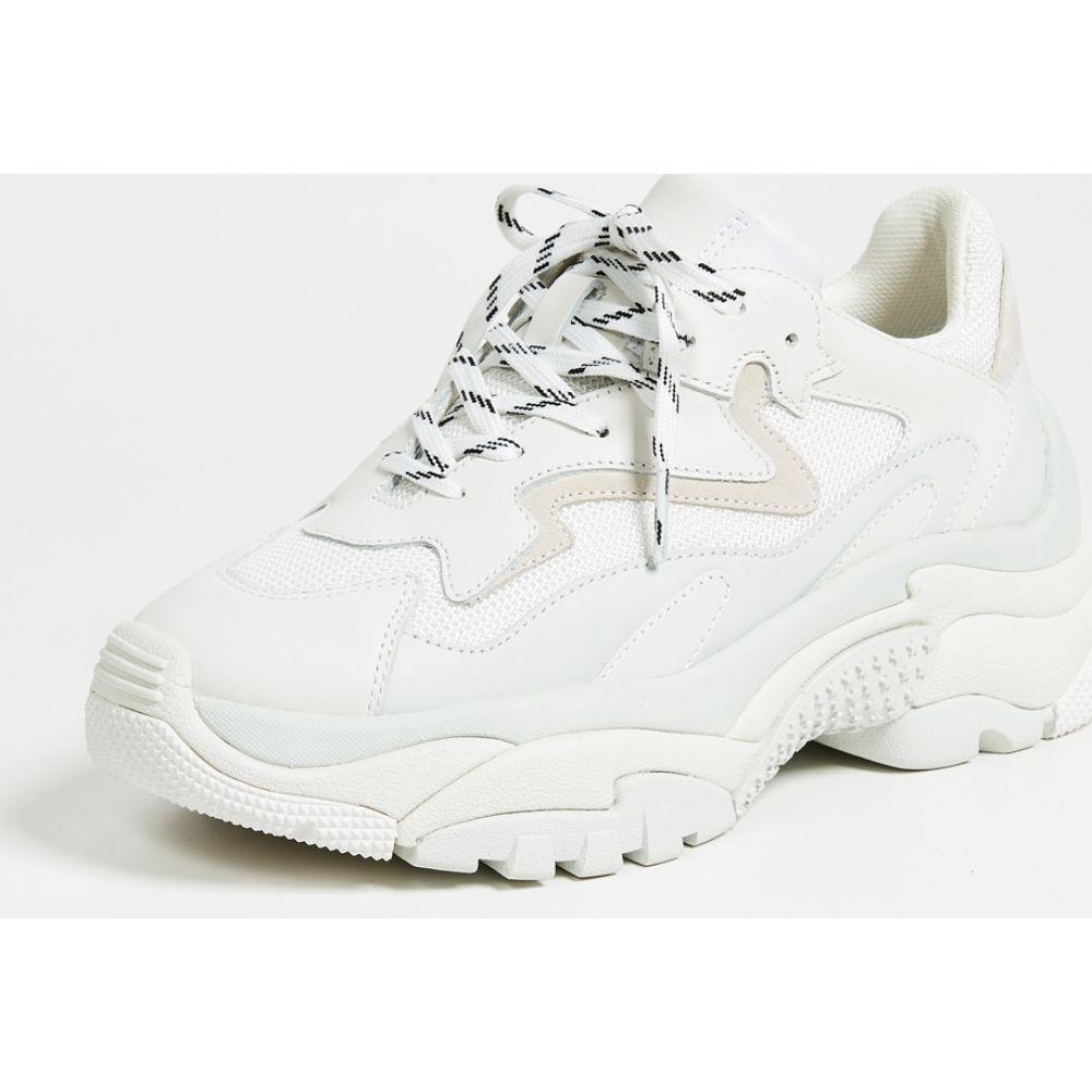 アッシュ Ash レディース スニーカー シューズ・靴【Addict Trainers】White