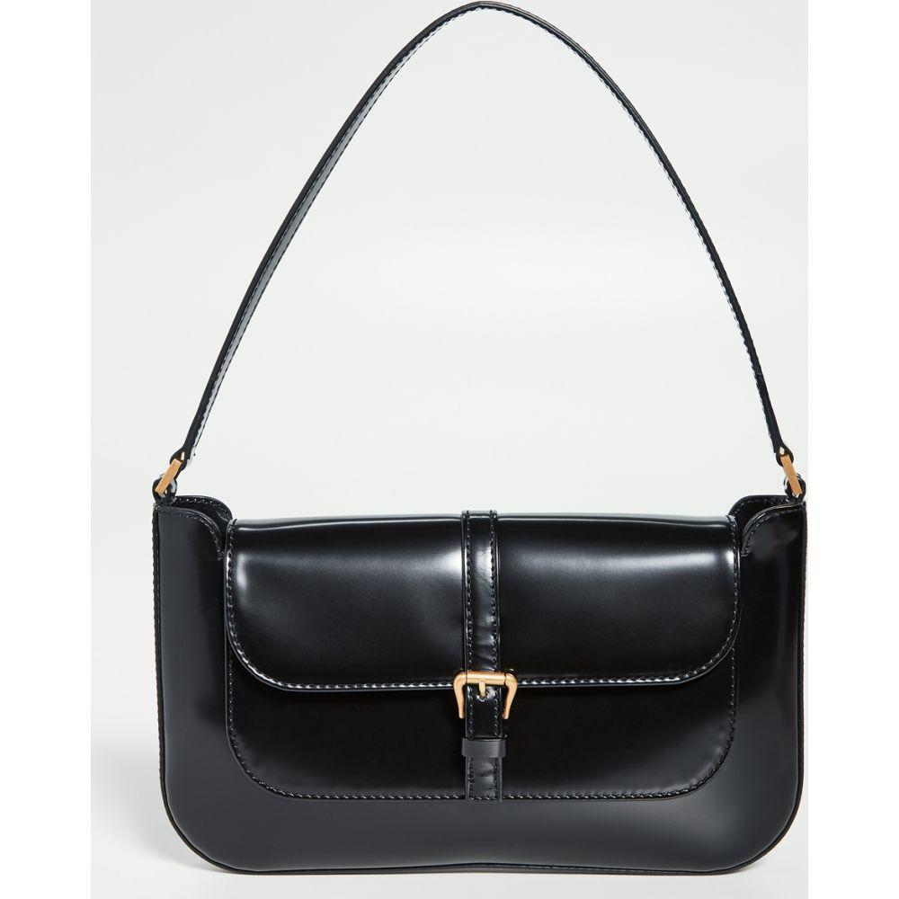 バイ ファー BY FAR レディース ショルダーバッグ バッグ【Miranda Shoulder Bag】Black