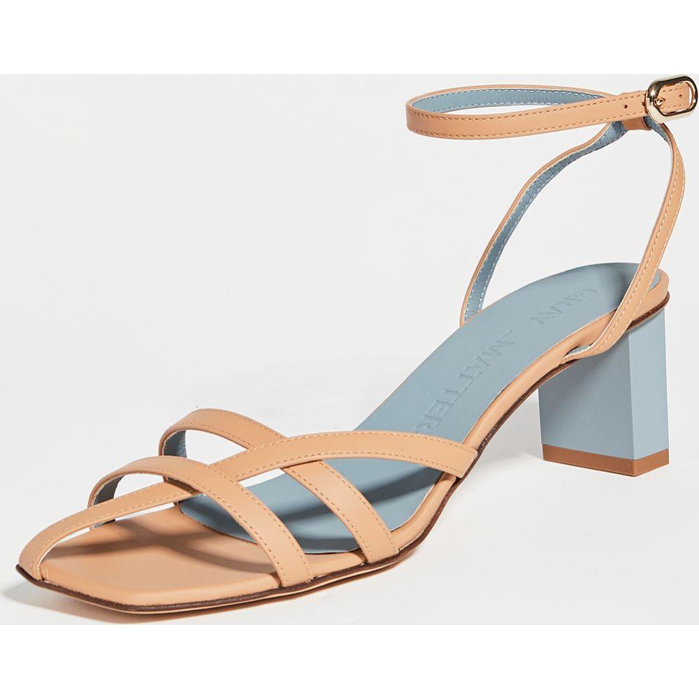 グレーマター Gray Matters レディース サンダル・ミュール シューズ・靴【Mia Sandals】Caramello Cielo