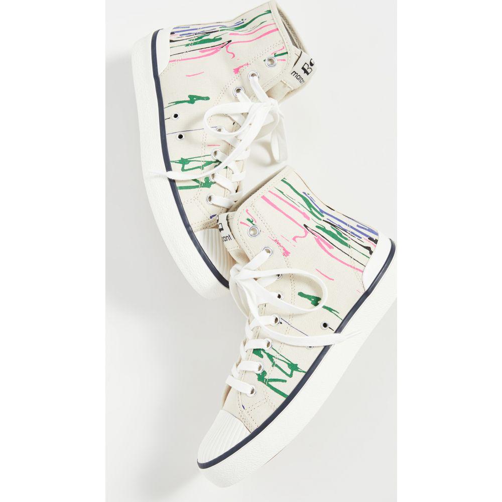 イザベル マラン Isabel Marant レディース スニーカー シューズ・靴【Benkeen Sneakers】Multicolor