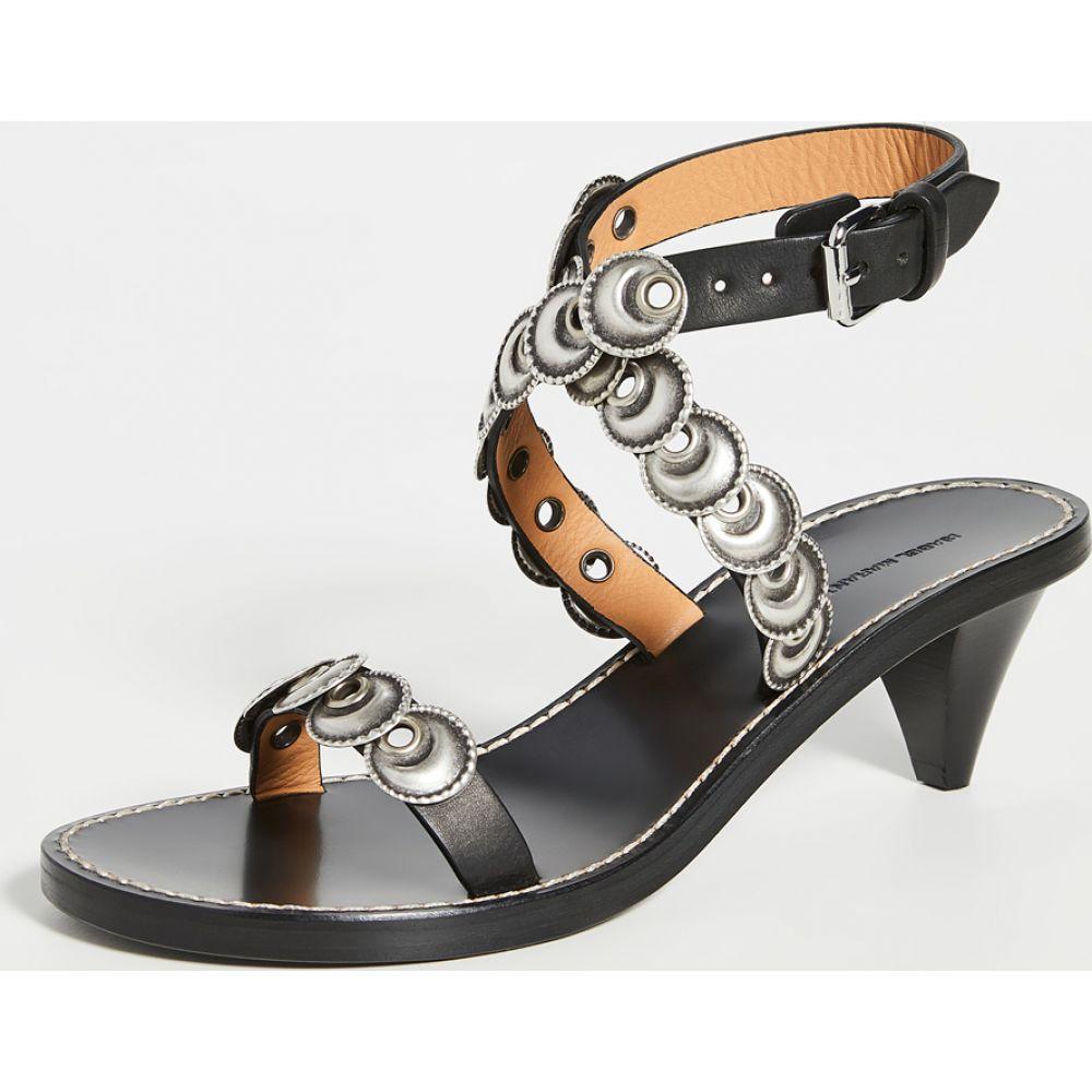 イザベル マラン Isabel Marant レディース サンダル・ミュール シューズ・靴【Jieva Sandals】Black