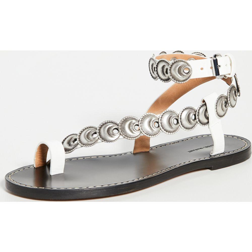 イザベル マラン Isabel Marant レディース サンダル・ミュール シューズ・靴【Ermony Sandals】White