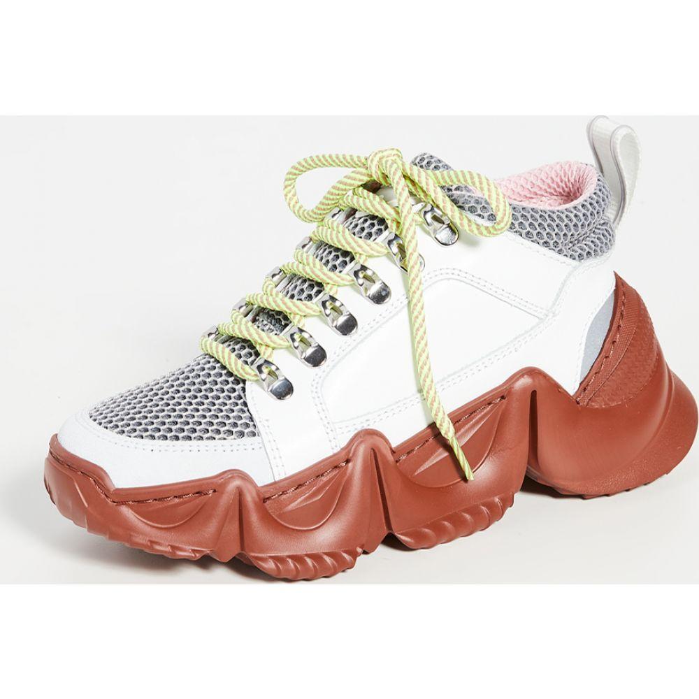 ラスト LAST レディース スニーカー シューズ・靴【Track Sneakers】White