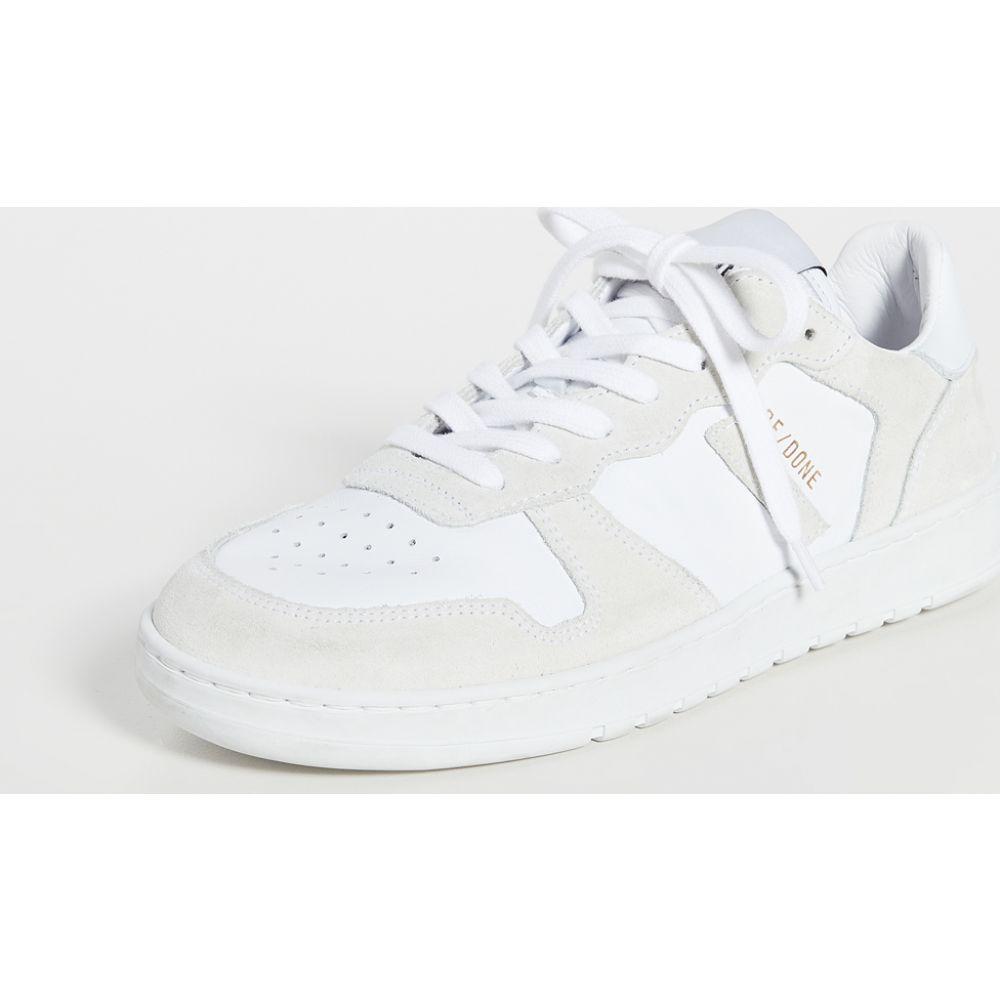 リダン RE/DONE レディース バスケットボール シューズ・靴【80s Basketball Shoe】White
