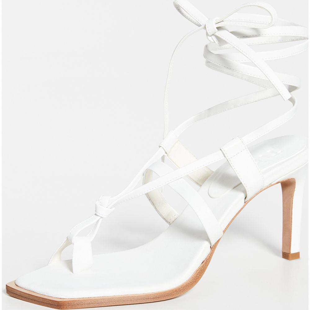 ティビ Tibi レディース サンダル・ミュール シューズ・靴【Ryo Sandals】White