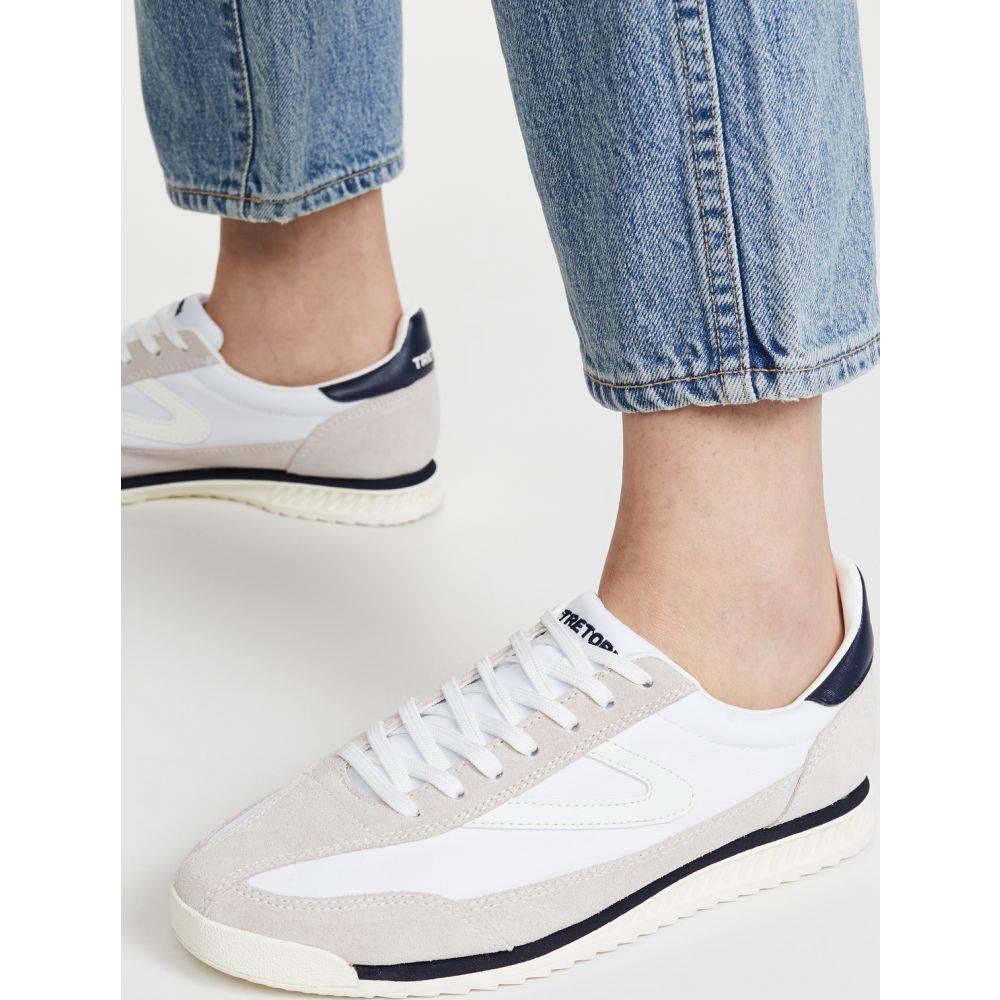 トレトン Tretorn レディース スニーカー シューズ・靴【Rawlins 8 Sneakers】DK Icing/VWhite/VWhite/Night