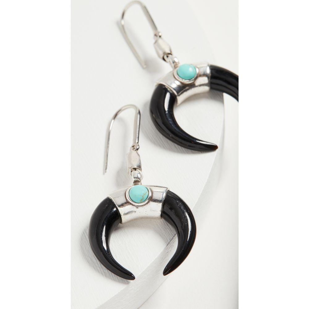 イザベル マラン Isabel Marant レディース イヤリング・ピアス ジュエリー・アクセサリー【Zanzibar Earrings】Blue/Silver