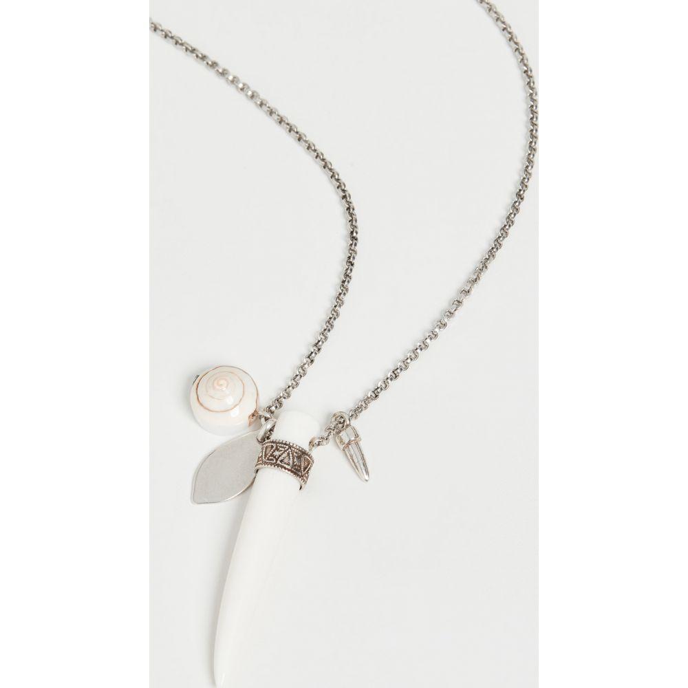 イザベル マラン Isabel Marant レディース ネックレス ジュエリー・アクセサリー【Sautoir Necklace】Ecru/Silver
