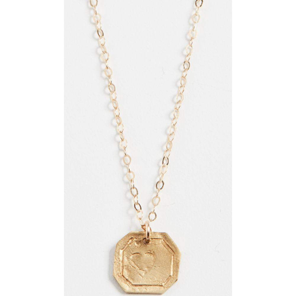 メゾン モニク Maison Monik レディース ネックレス ハート ジュエリー・アクセサリー【Heart Plate Necklace】Gold