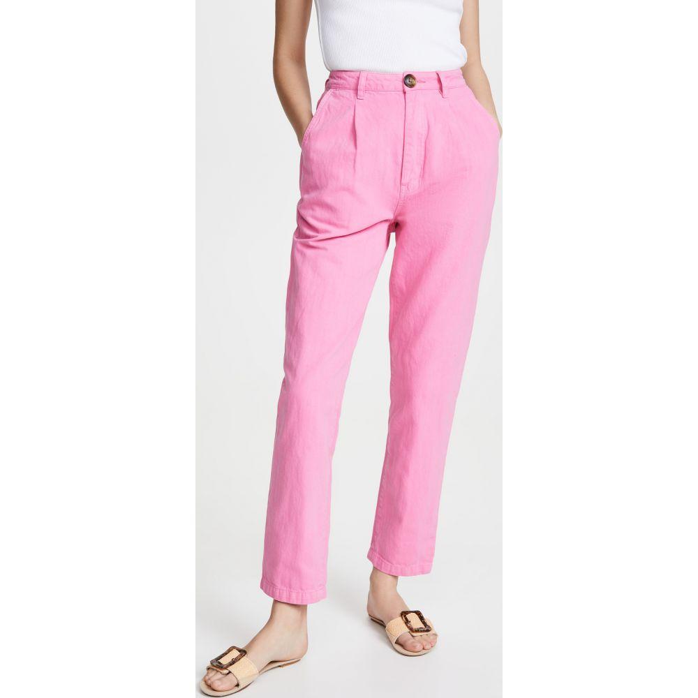 ローラズ Rolla's レディース ボトムス・パンツ 【Horizon Linen Pants】Hot Pink