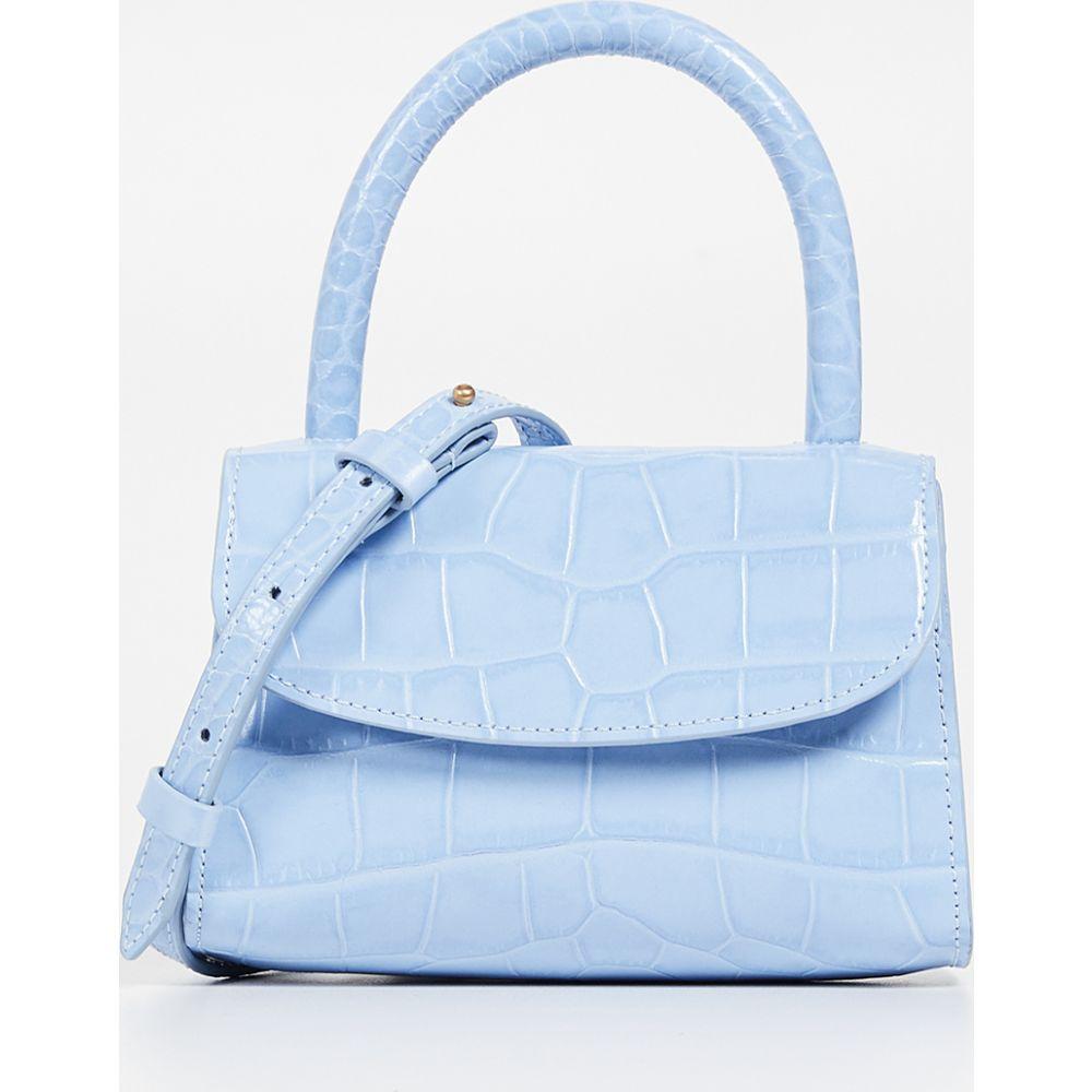 バイ ファー BY FAR レディース ショルダーバッグ バッグ【Mini Bag】Sky Blue