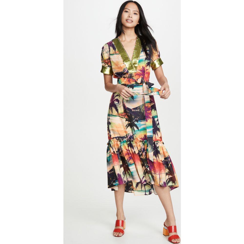 ル シュペルブ Le Superbe レディース ワンピース ワンピース・ドレス【Beachwood Canyon Dress】Hollywood De Janiero