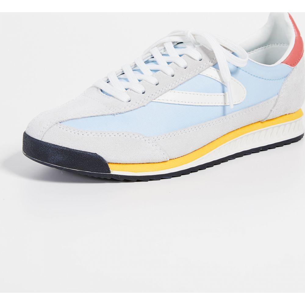 トレトン Tretorn レディース スニーカー シューズ・靴【Rawlins III Joggers】Grey/Miami Blue