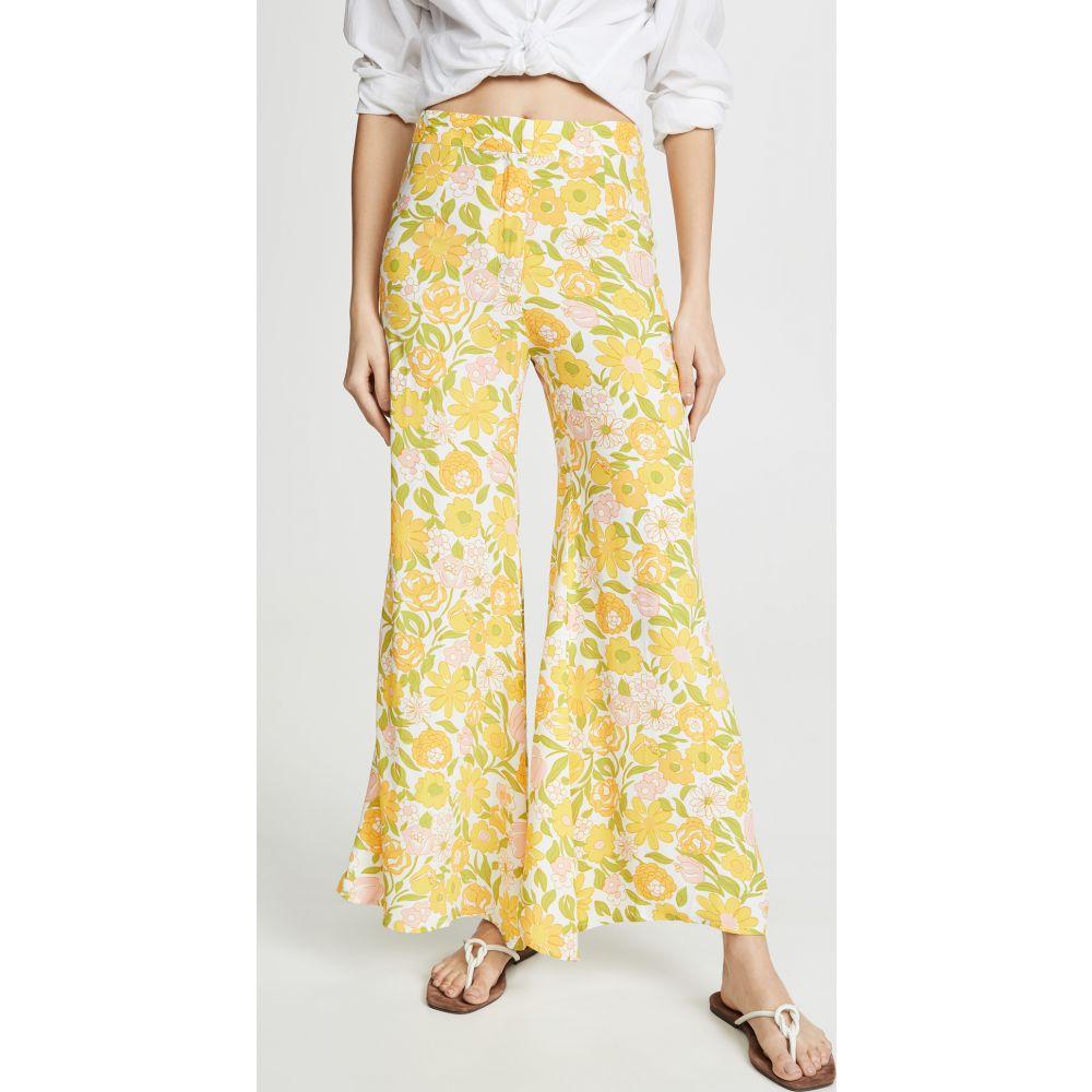 フェイスフルザブランド FAITHFULL THE BRAND レディース ボトムス・パンツ 【Marise Pants】Jolene Floral Print
