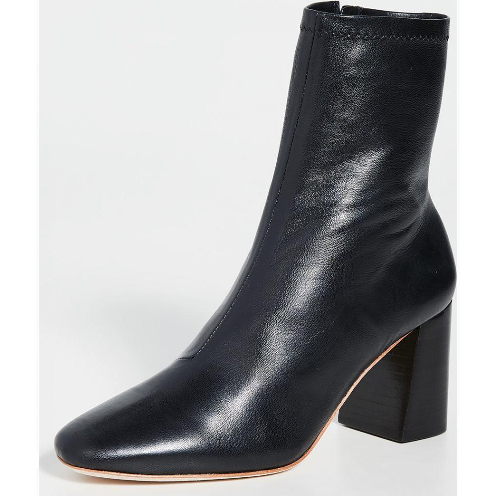 ロフラーランドール Loeffler Randall レディース ブーツ ブーティー シューズ・靴【Elise Slim Ankle Booties】Black