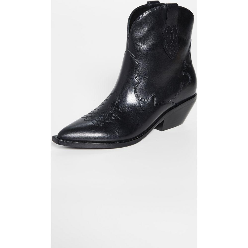 シガーソン モリソン Sigerson Morrison レディース ブーツ ウェスタンブーツ シューズ・靴【Taima Western Boots】Black