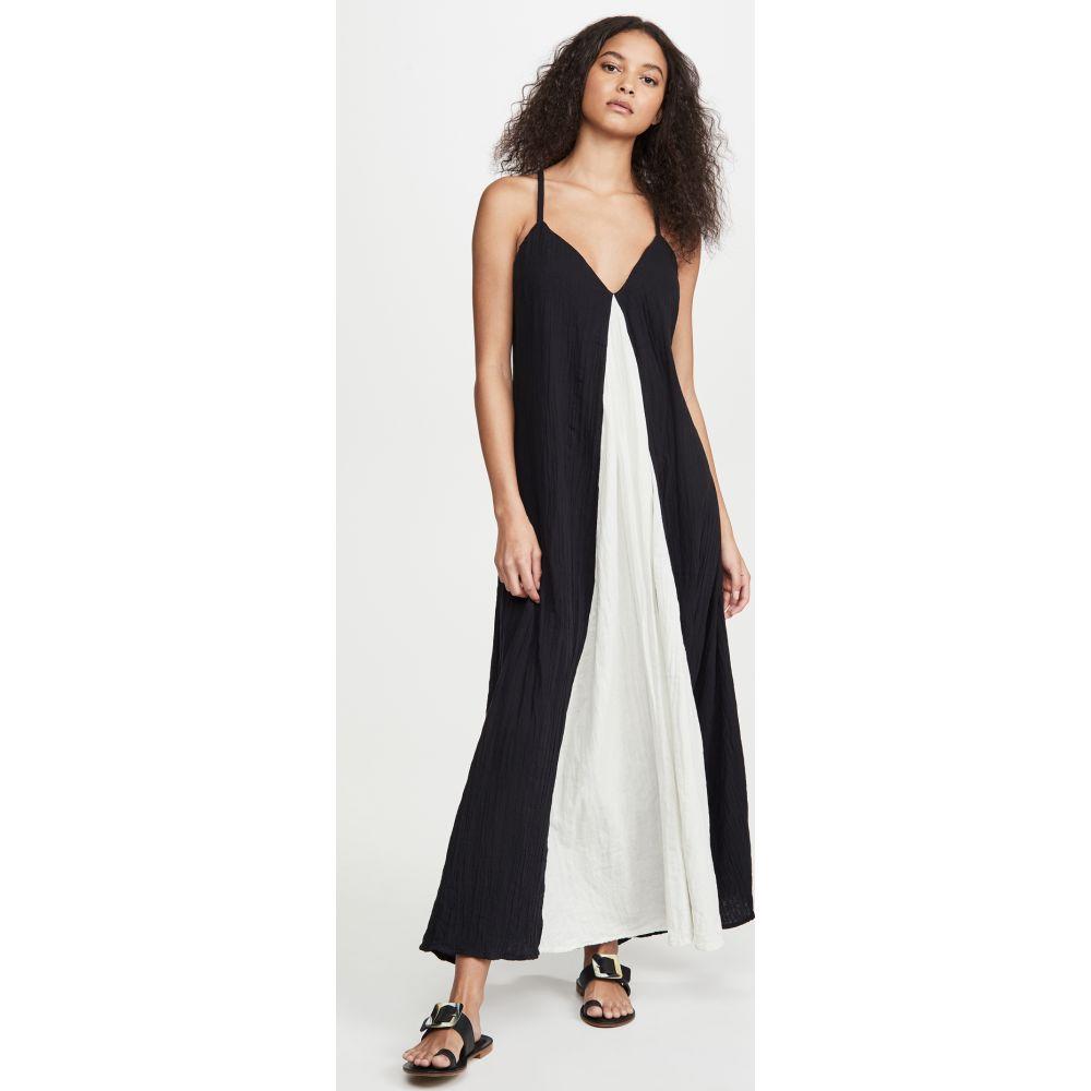 マラ ホフマン Mara Hoffman レディース ワンピース ワンピース・ドレス【Miro Dress】Cream Black