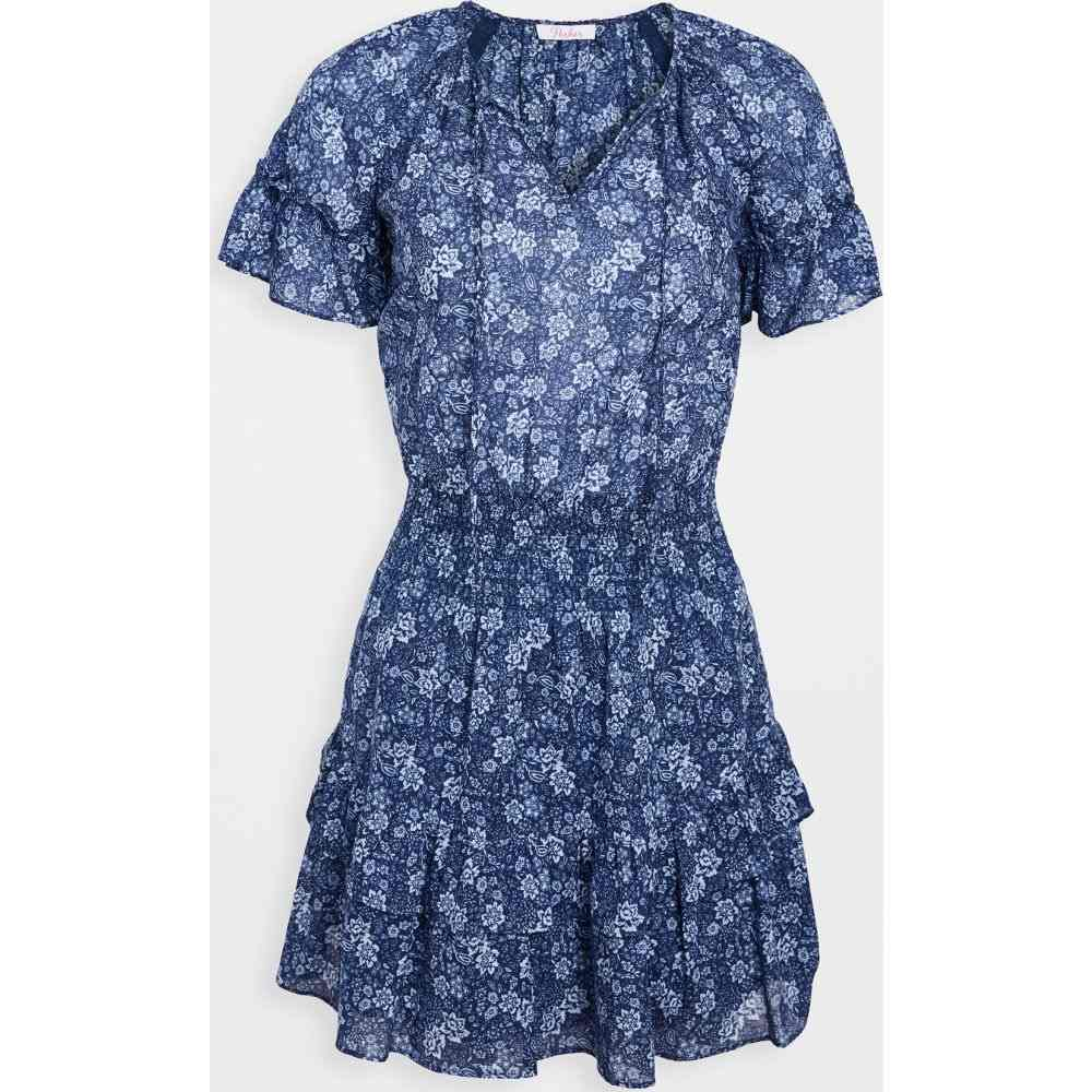 パーカー Parker レディース ワンピース ワンピース・ドレス【Queenie Dress】Tessa Floral