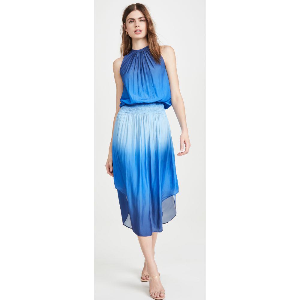 ロミー ブルック Ramy Brook レディース ワンピース ワンピース・ドレス【Ombre Audrey Dress】Blue