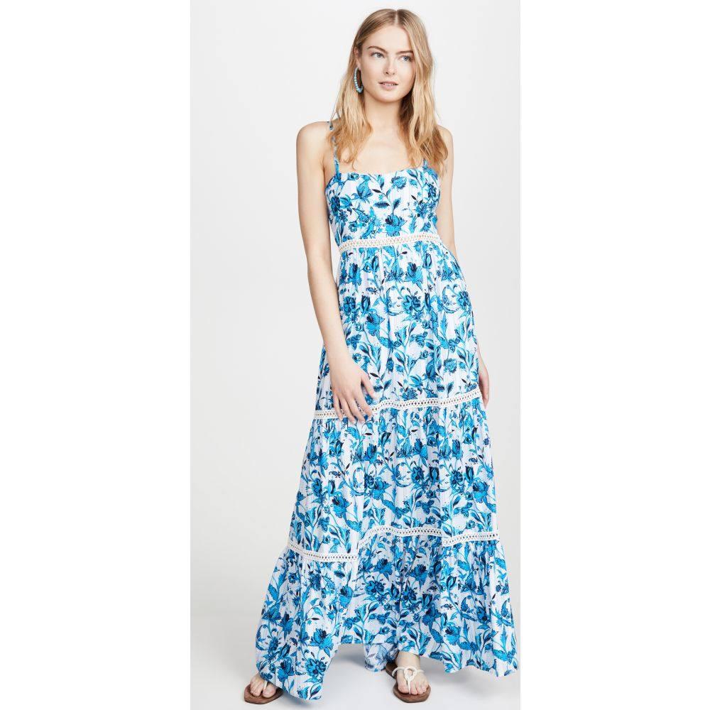 レッド カーター Red Carter レディース ワンピース ワンピース・ドレス【Catherine Dress】Azul