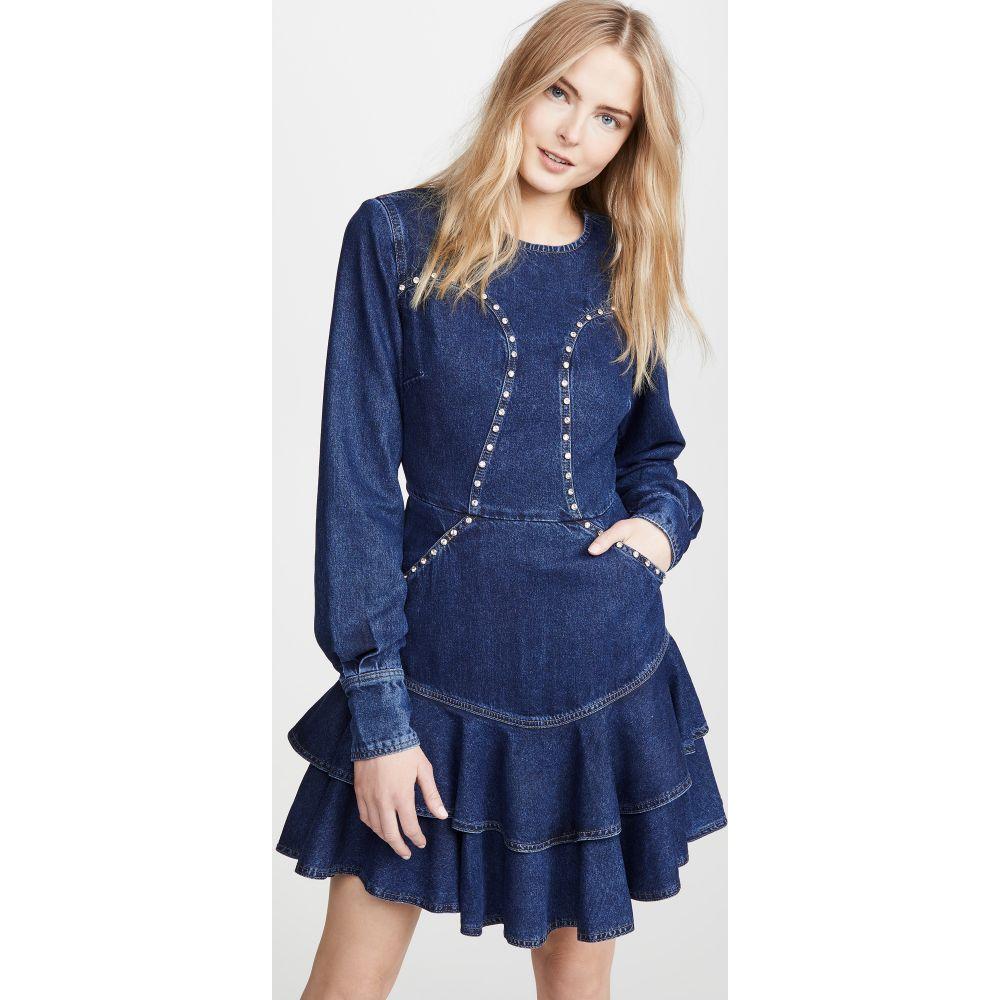 ロテート ROTATE レディース ワンピース ワンピース・ドレス【Tammy Dress】Medium Blue