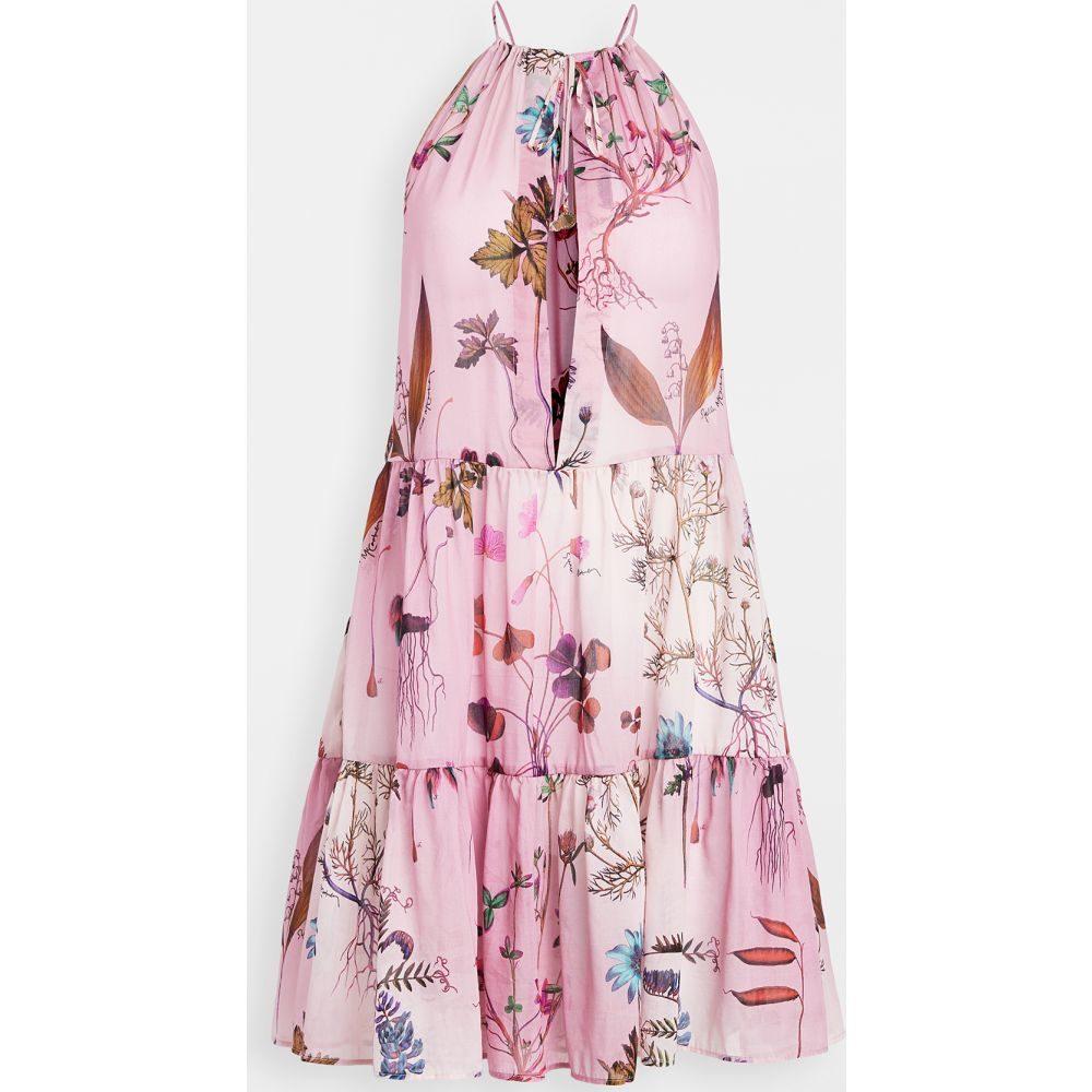 ステラ マッカートニー Stella McCartney レディース ワンピース ワンピース・ドレス【Trippy Floral Short Dress】Pink