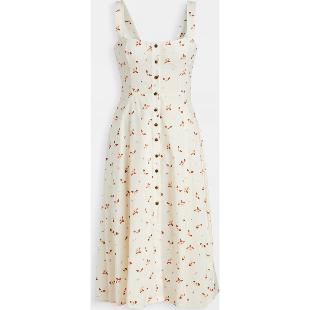 WeWoreWhat レディース ワンピース ワンピース・ドレス【Harper Dress】Cream Flowers
