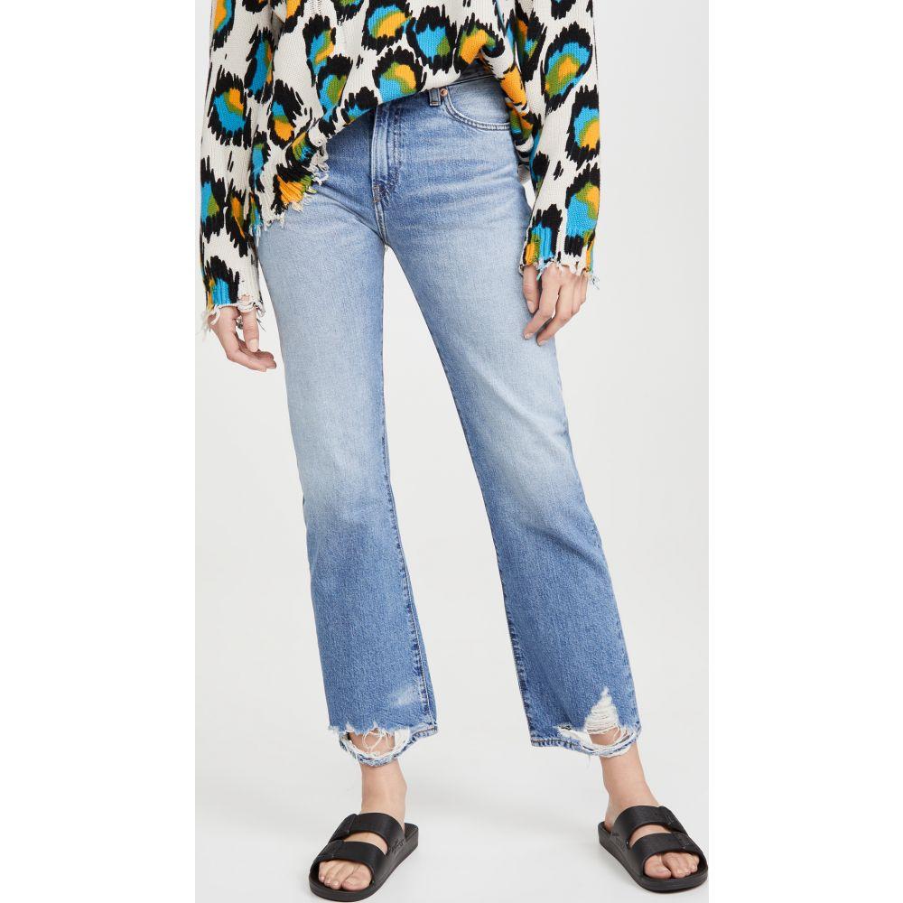 Denimist レディース ジーンズ・デニム ボトムス・パンツ【Joni Mid Rise Jeans】Mote Destroyed Ankle