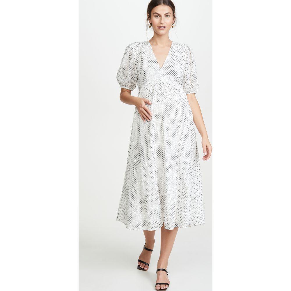 ハッチ HATCH レディース ワンピース ワンピース・ドレス【The Melanie Dress】Ivory