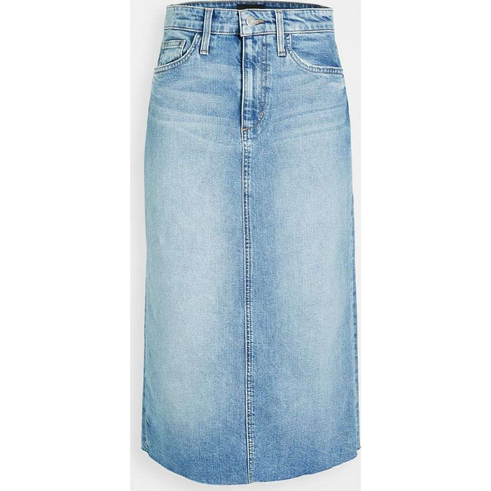 ジョーズジーンズ Joe's Jeans レディース ひざ丈スカート スカート【The A-Line Skirt】Alder