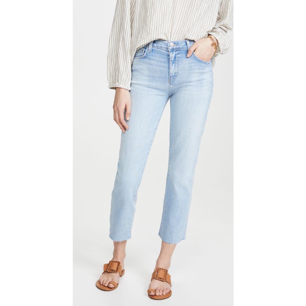 ラジャンス L'AGENCE レディース ジーンズ・デニム ボトムス・パンツ【Sada High Rise Crop Slim Jeans】Bellevue