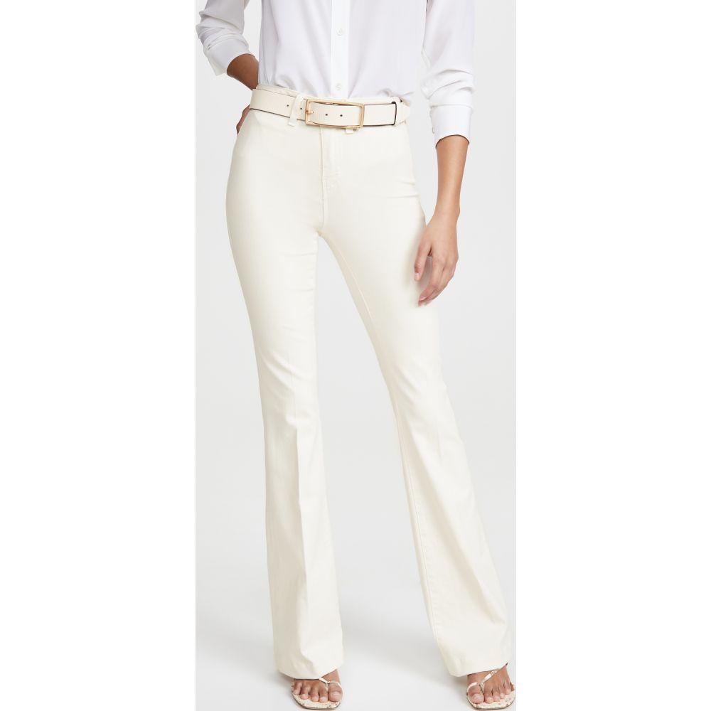 ラジャンス L'AGENCE レディース ジーンズ・デニム ボトムス・パンツ【Joplin High Rise Flare Jeans】Vintage White