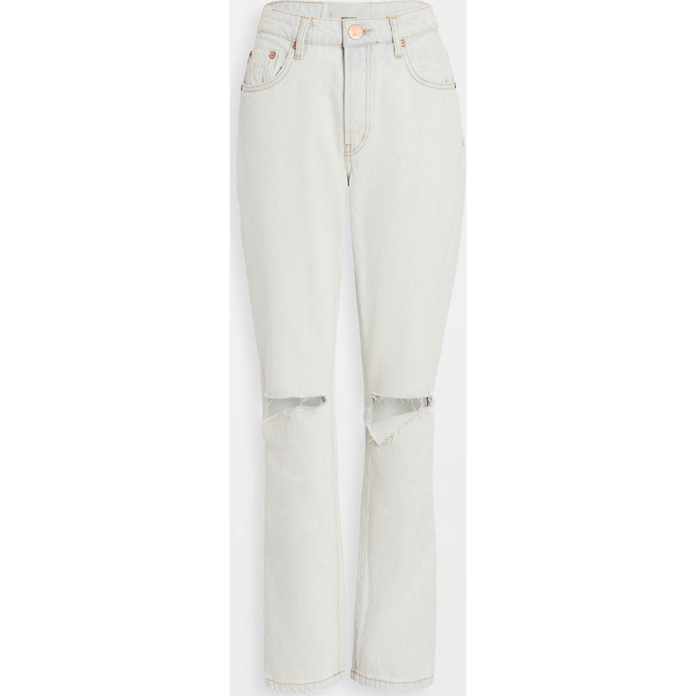 ワン ティースプーン One Teaspoon レディース ジーンズ・デニム ボトムス・パンツ【Awesome Baggies High-Waist Straight Leg Jeans】Brando