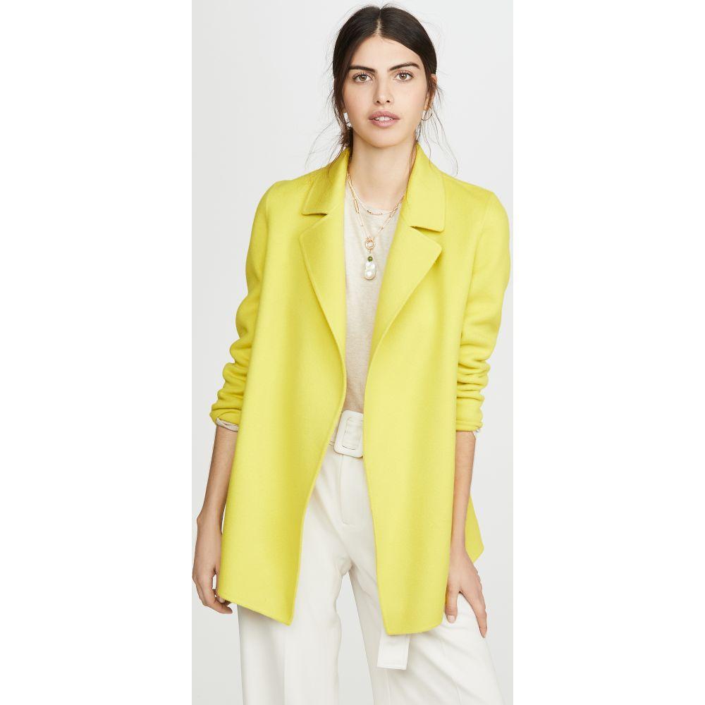 セオリー Theory レディース ジャケット アウター【Clairene Jacket】Bright Lime