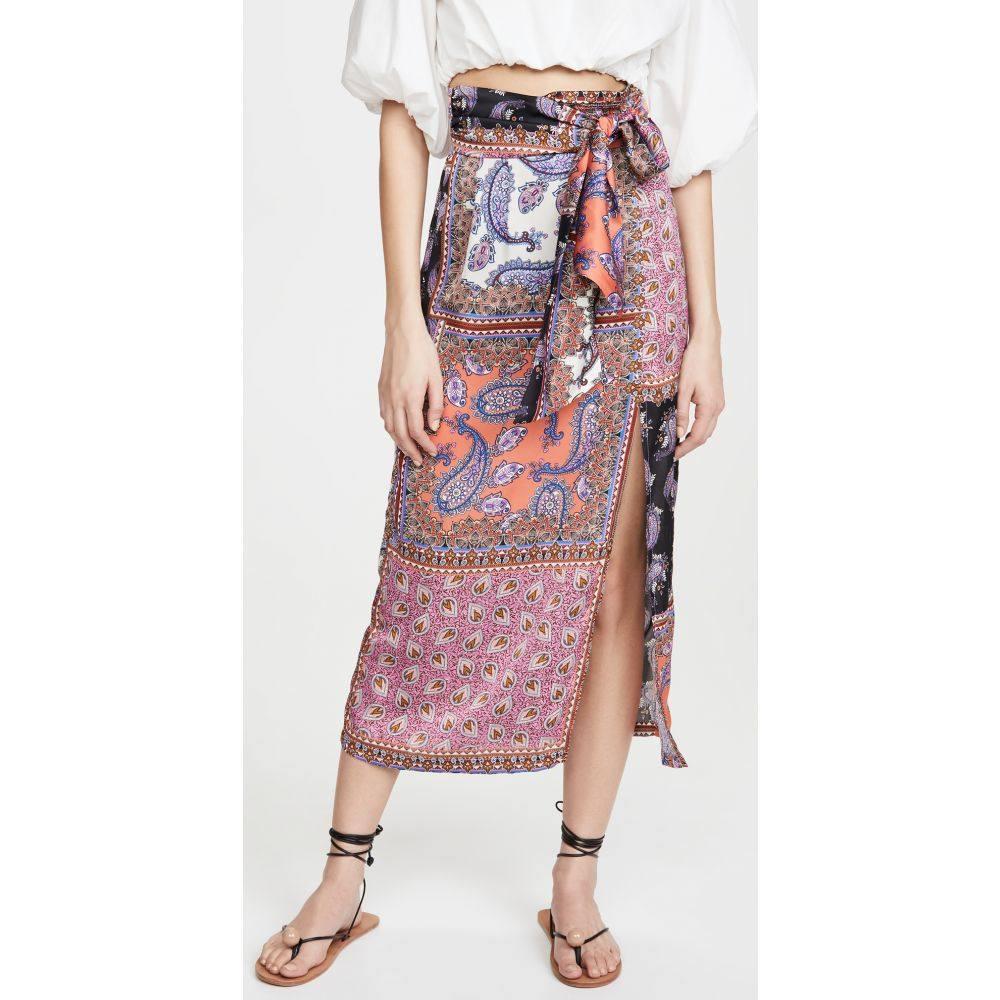 ピーターシン Petersyn レディース スカート 【Donalie Skirt】Bazaar