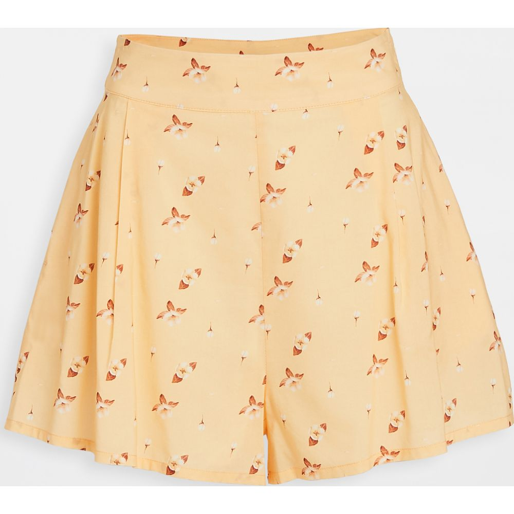 WeWoreWhat レディース ショートパンツ ボトムス・パンツ【Etoile Shorts】Flowers Impala