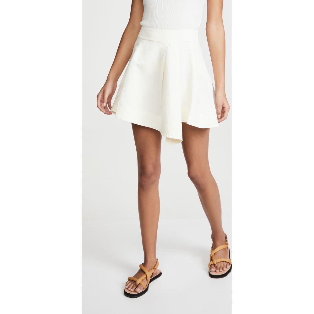 デレク ラム Derek Lam 10 Crosby レディース スカート 【Kiana Asymmetrical Skirt】Maize